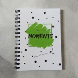 invulboek voor happy and sad moments
